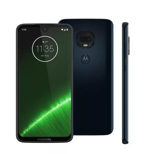 Smartphone Motorola Moto G7 Plus 64gb 4gb Tela 6,3 Xt1965 Nf