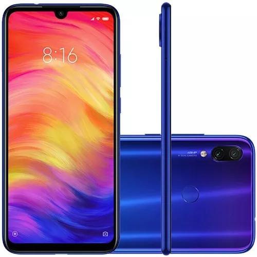 Smartphone Xiaomi Redmi Note 7 Azul Netuno