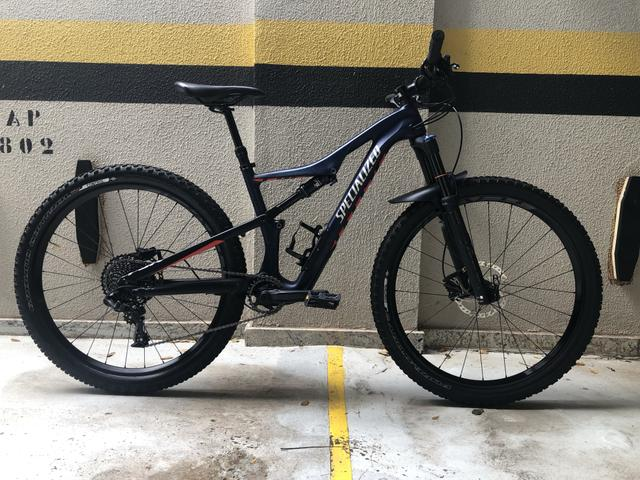 Specialized Camber Comp Carbon Feminina