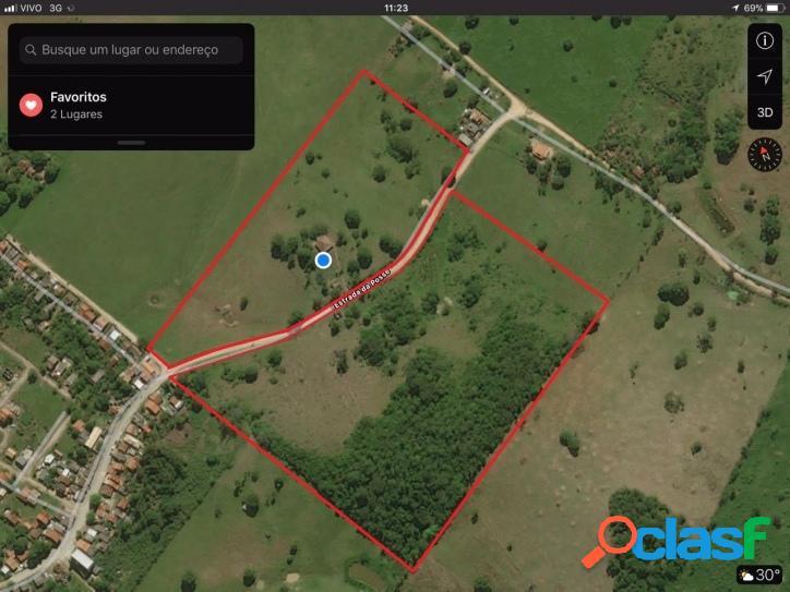 Sítio de 122.925,00 m² Área Rural de São Pedro da