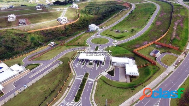 Terreno 488 m² Alphaville - Melhor Quadra (L) - 1° Fase