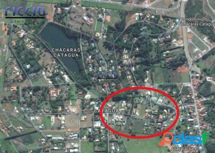 Terreno Chácaras Cataguá Taubaté 4.000 m²