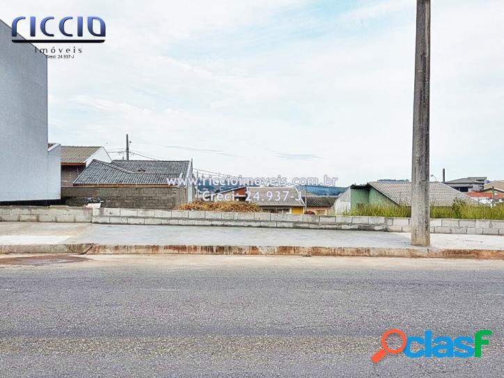 Terreno comercial de 157m2 no Santa Julia - Estuda proposta!