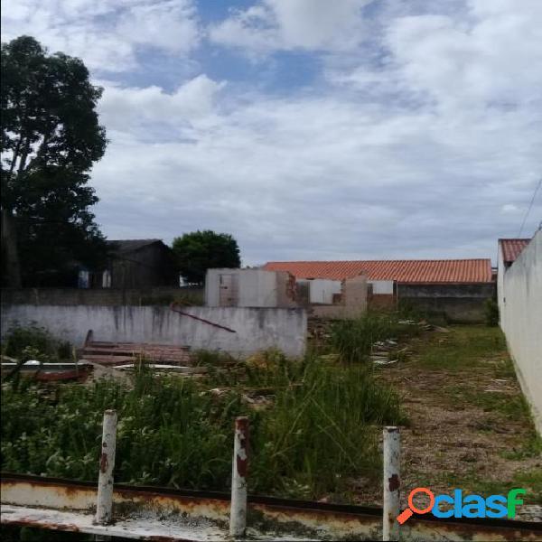 Terreno desocupado no Jardim Malvea - Quississana