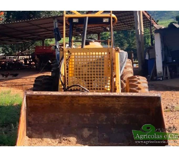 Trator Valtra BM 110 4x4 (Com Concha Baldan!)