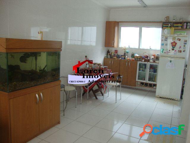 Triplex de 3 dormitórios Vila Cascatinha Sv!