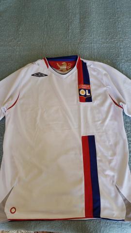 VENDO Camisa Original Lyon