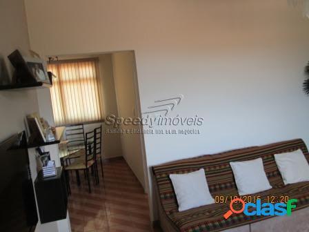 Venda Apartamento em Santos, Aparecida, 2 dormitórios.