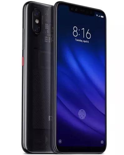 Xiaomi Mi 8 Pro 128gb 8gb Global + Capa +pelicula De Vidro