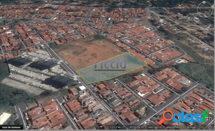 Área 10.000m² para Edificação ZUC5 Zona Leste Flamboyant
