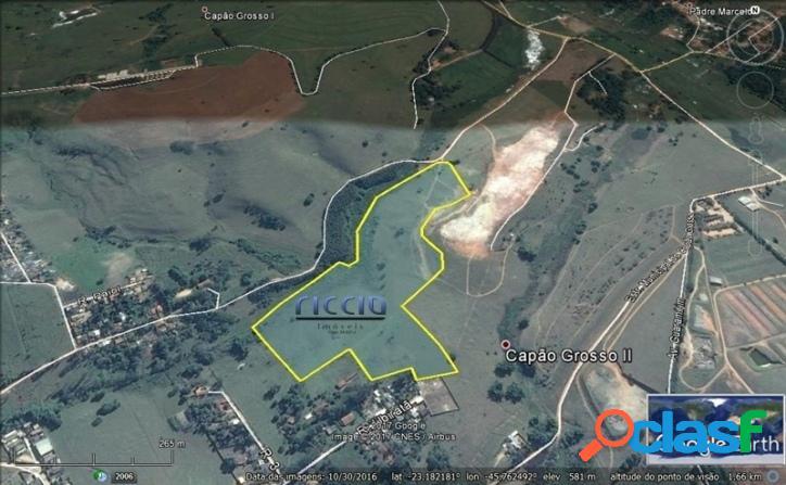 Área 200.525 m² Resid / Comerc / Industrial SJCampos