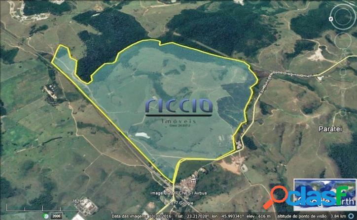 Área 3.822.337 m² Divisa Jacareí / Urbanova SJC Gleba A