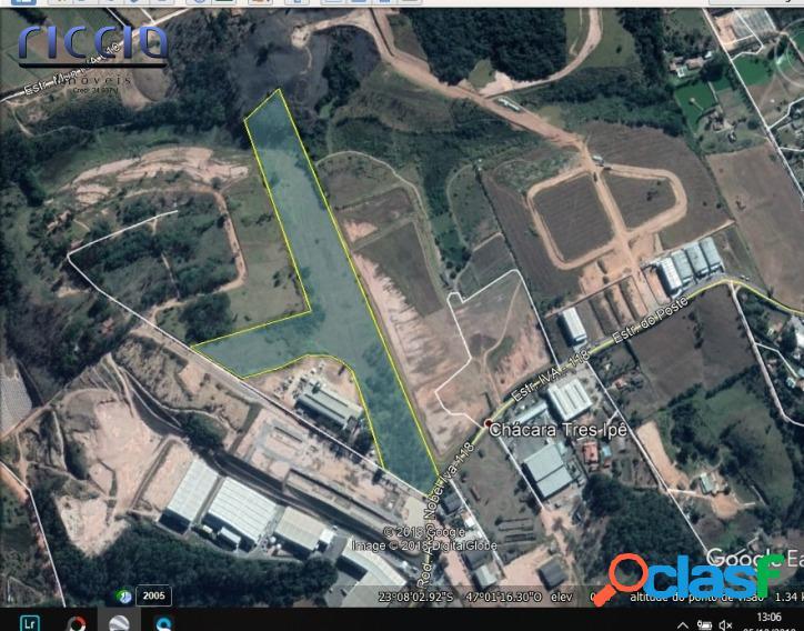 Área 84.342 m² Av. Akzo Nobel Iva Zona industrial ITUPEVA