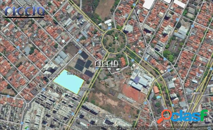 Ótima área de Área 9.778,40 m² plana, muito bem