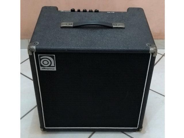 Amplificador Cubo de Baixo Ampeg BA-112 > TOP