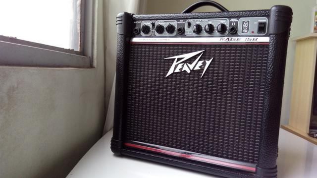 Amplificador Peavey Rage 158