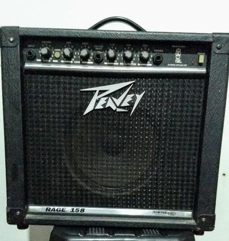 Amplificador Peavey Rage 158 Guitarra