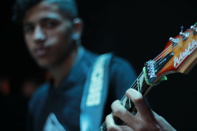 Aulas de guitarra/violão