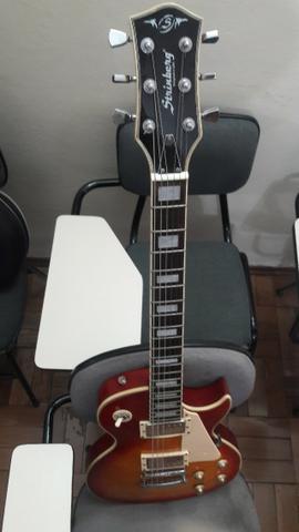 Guitarra Strinberg Les Paul Cherry - R$