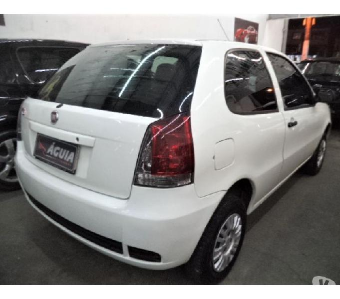 PALIO FIRE 1.0 FLEX 2 Portas manual branco 20152015