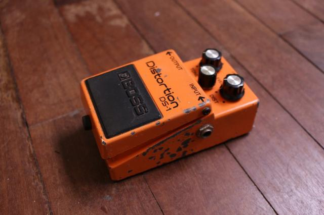 Pedal Boss Distortion DS-1 Made in Japan