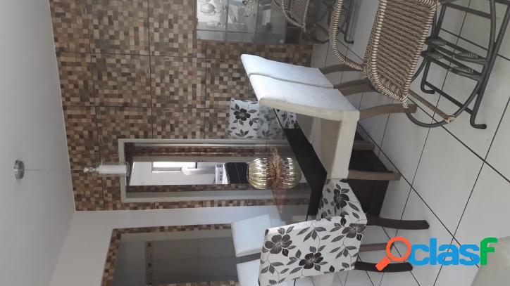 Alugo Belo apartamento 2/4 Mobiliado - Nelson Costa -