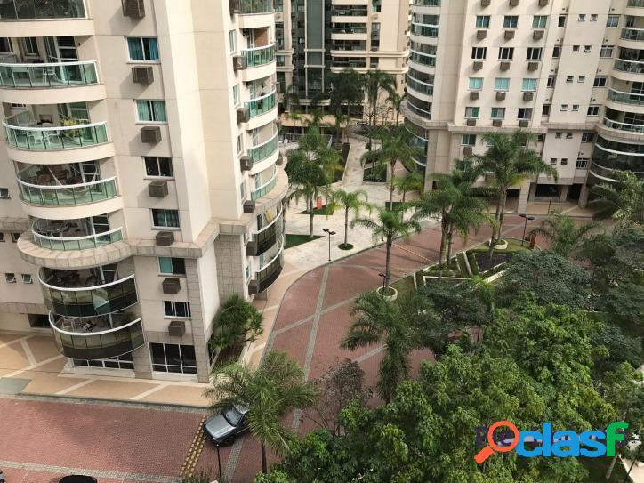 Américas Park | Vendo Apartamento 3 Quartos Barra da Tijuca