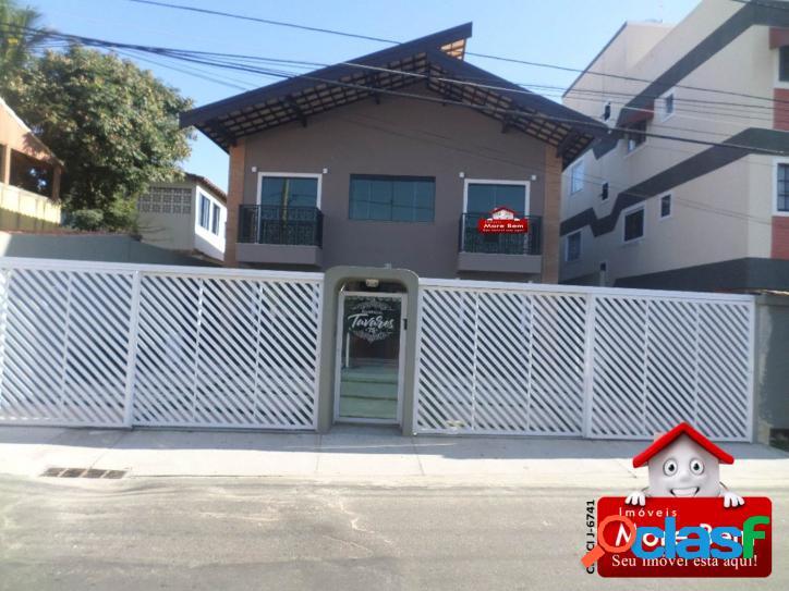 Apartamento 2 Quartos(1 Suíte) -Centro- São Pedro da
