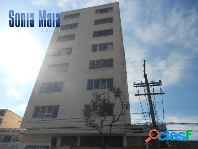 Apartamento centro de Peruibe 1 dormitorio vista para o mar