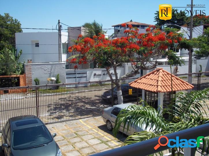 Apartamento residencial à venda, Portinho, Cabo Frio