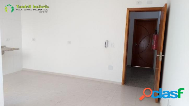 Apartamento sem condomínio, 2 dormitórios, Pq Capuava