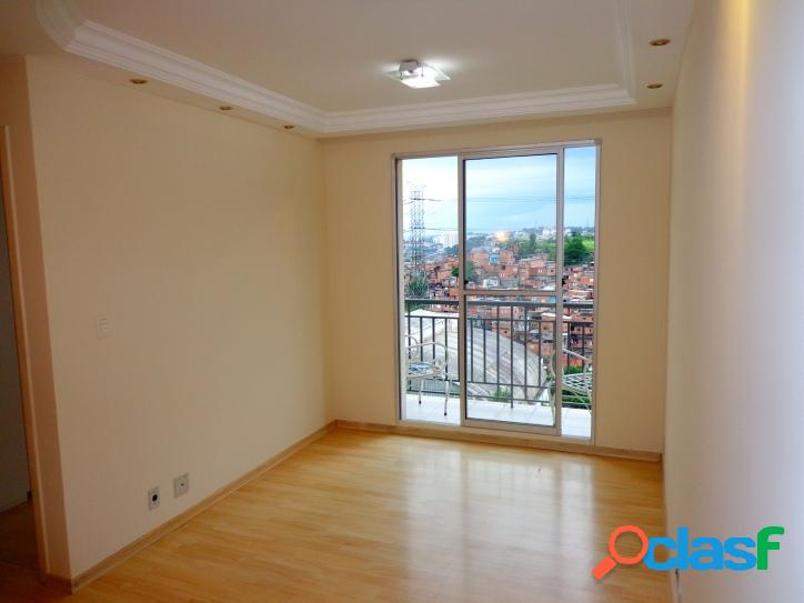 Apto 55 m2, 2 Dorm, 1 vaga, próximo ao terminal e metrô