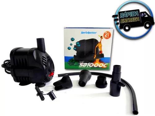 Bomba Submersa Sb 1000c Sarlo Better 1000 L/h 220v (com Nfe)