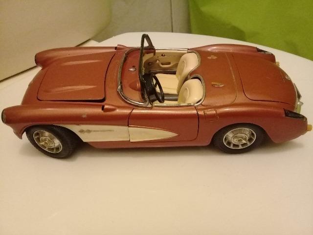 Carro de coleção Chevrolet Corvette