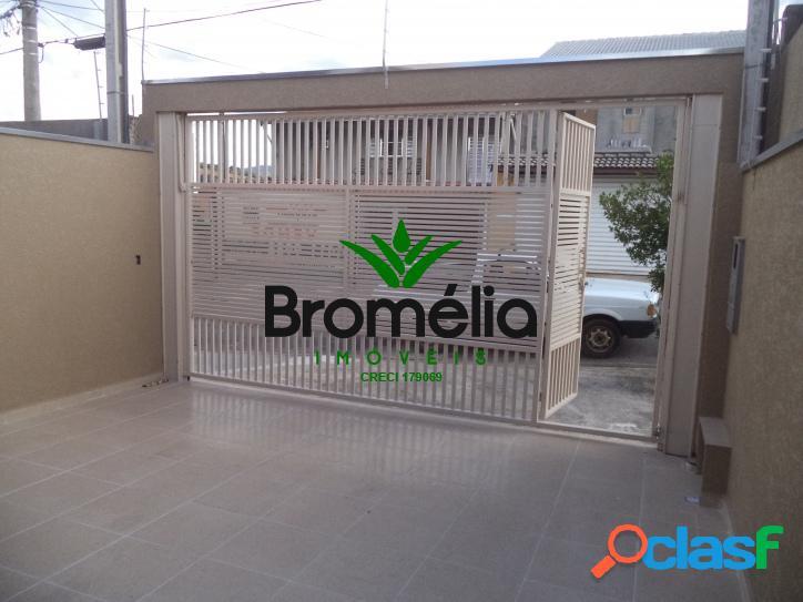 Casa c/3 dormitórios, em Atibaia, Bairro Jd. das Palmeiras.