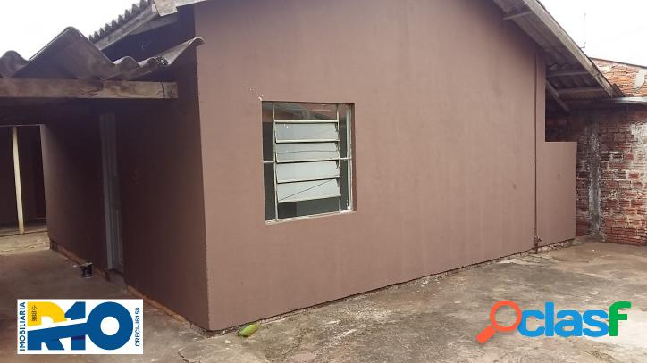 Casa com Edícula a Venda no Conjunto Eucaliptos Londrina PR