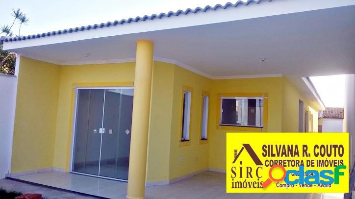 Casa na praia em Itaipuaçu- 3 qts R$ 395 mil