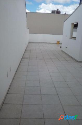 Cobertura no Bairro Jardim! 3 dorms, suíte, 2 vagas!
