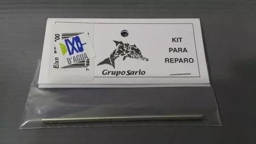 Eixo Aço Inox Bomba Sarlo Better Sb-2700