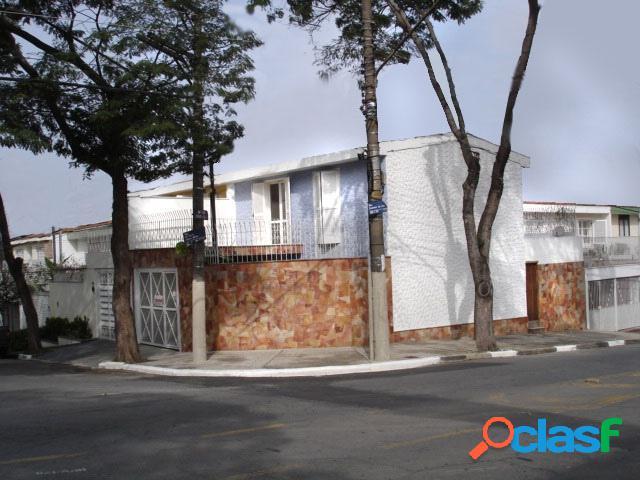 Excelente sobrado comercial ou residencial na Vila Congonhas