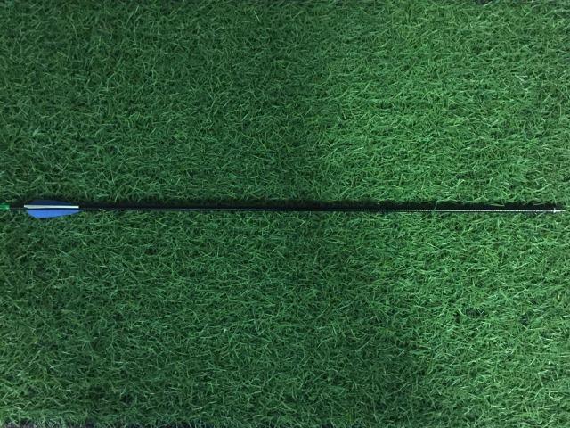 Flecha em Alumínio para Arco e Flecha com Ponteira
