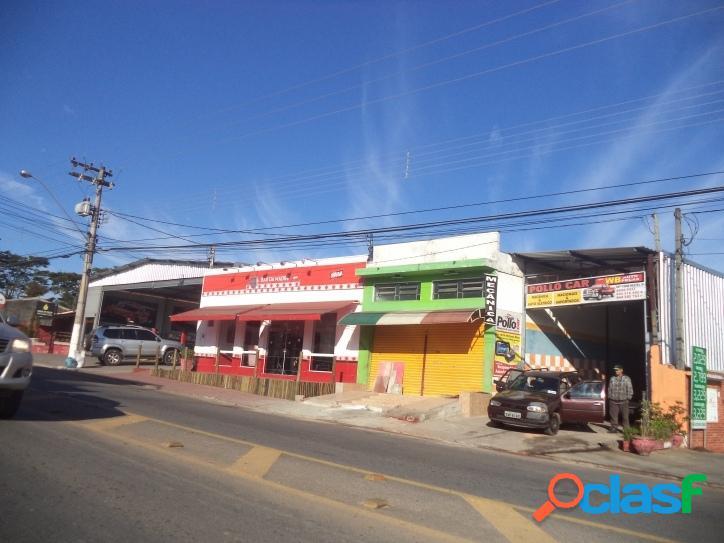 Imóvel Comercial, em Atibaia, na Alameda Lucas.