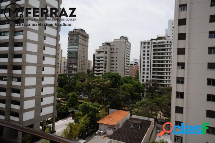 LOCAL + COBIÇADO DA VILA NOVA CONCEIÇÃO COM UMA PLANTA