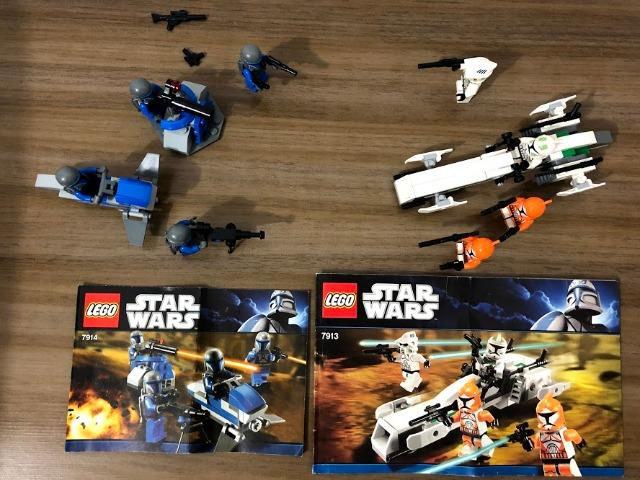 Lego Star Wars Battle Pack -  E