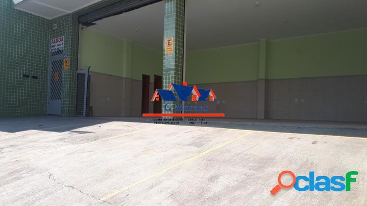 Loja / Salão Comercial 100 m² para locação - Aceita