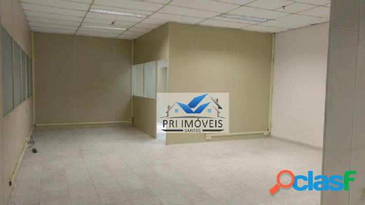 Loja para alugar, 110 m² por R$ 3.500/mês - Embaré -
