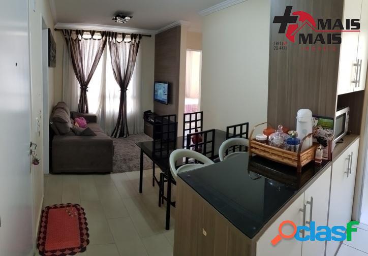Rossi Laranjeiras 3 dormitórios, vaga coberta, 49m²
