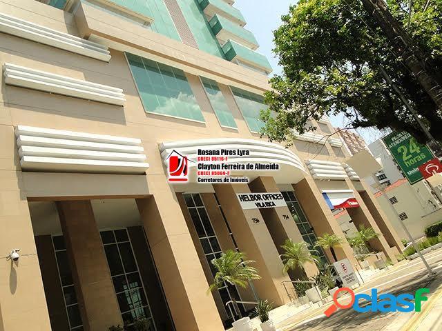 SALA COMERCIAL HELBOR OFFICES VILA RICA SANTOS