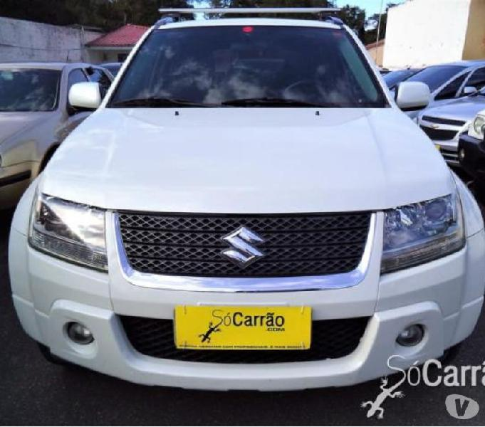 SUZUKI GRAND VITARA 4X4 2011 UNICO DONO IMPECAVEL