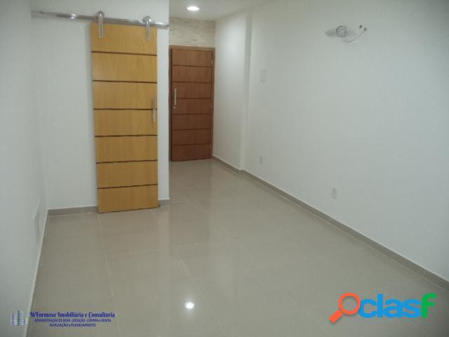 Sala comercial para locação Rua Evaristo da Veiga Centro